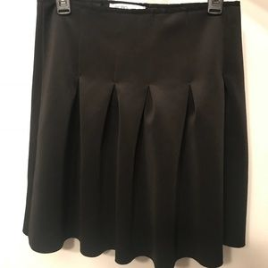 BCBGeneration business flare skirt
